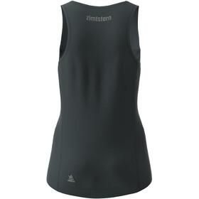 Zimtstern PureFlowz Shirt Tank Women, zwart